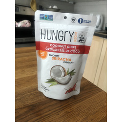 Hungry Buddha - Coconut Chips (Sriracha)
