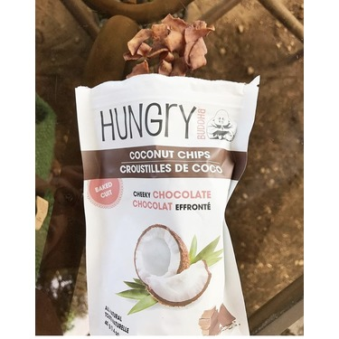 Hungry Buddha - Coconut Chips (Chocolate)