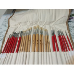 Artify 26 Pcs Paint Brushes Art Set