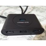 Ugreen 4-Port USB 3.0 HUB