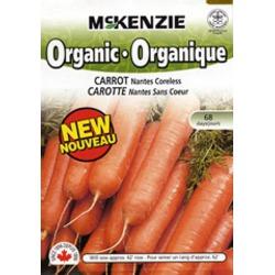 McKenzie Carrot Seeds