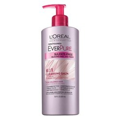 Loreal everpure 6-in-1 cleansing balm for color treated hair
