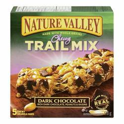 Trail Mix Dark Chocolate Bars