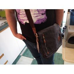 Magictodoor Canvas Shoulder Sling Bag