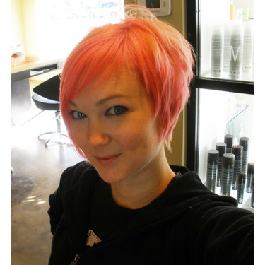 Manic Panic Semi-Permanent Hair Colour Creme in Cotton Candy Pink