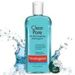 Neutrogena Clear Pore Oil-Eliminating Astringent