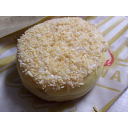 Coconut cream donut from Tim Hortons