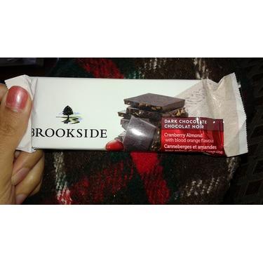 Brookside Dark Chocolate Cranberry Almond with Blood Orange Flavour Chocolate Bar