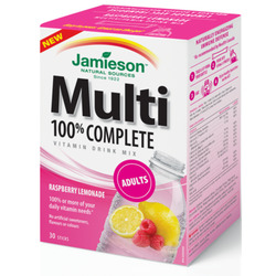 Jamieson Multi 100% Complete Vitamin Drink Mix