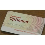 Shoppers optimum card