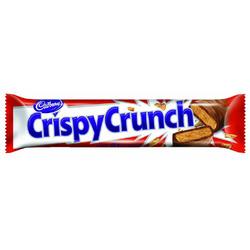 Crispy Crunch Candy Bar