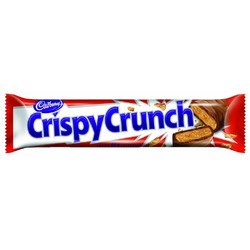 Crispy Crunch Candy Bar