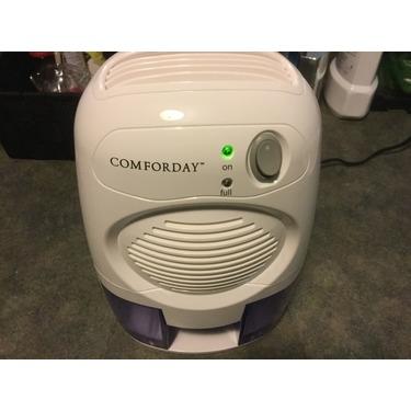 Comforday portable dehumidifier