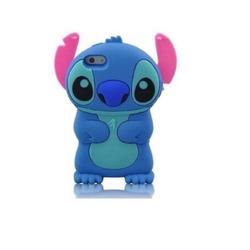 3D cartoon stitch soft silicone iPhone case