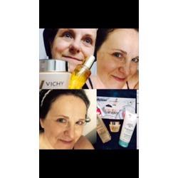 Vichy Pureté Thermale Skin Renewing Creamy Scrub