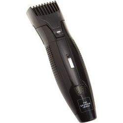 The Sharper Image Beard & Mustache Trimmer with Vacuum