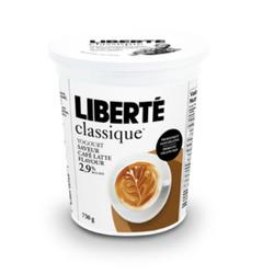 Liberte Classic Coffee Flavour Yogurt