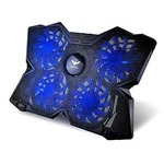 """HAVIT HV-F2063 15.6""""-17"""" Laptop Cooler Cooling Pad,Ultra-portable and Light Weight"""