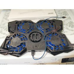 "HAVIT HV-F2063 15.6""-17"" Laptop Cooler Pad"