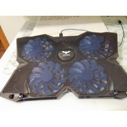"HAVIT HV-F2063 15.6""-17"" Laptop Cooler Pad"