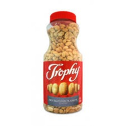 Trophy Dry Roasted Peanuts
