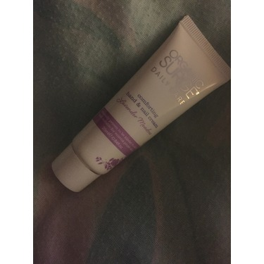Organic Surge Lavender Meadow Comforting Hand & Nail Cream