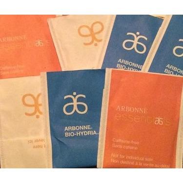 Arbonne essentials herbal tea