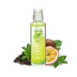 Karma Wellness Water | Passionfruit Green Tea