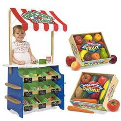 Melissa & Doug Grocery and/or Lemonade Stand