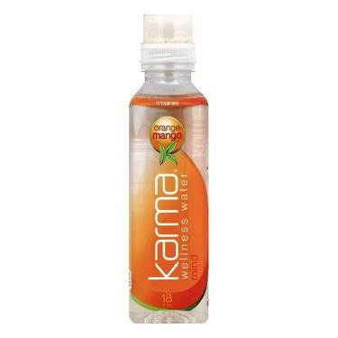 Karma Wellness Water | Orange Mango