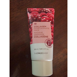 The face shop collagen pomegranate pack