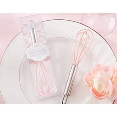 Kate aspen pink kitchen whisk