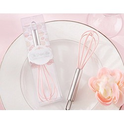 Kate aspen pink kitchen whisk