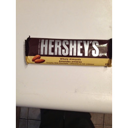 Hersheys almonds & toffee
