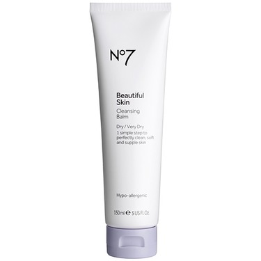 No7 Beautiful Skin Cleansing Balm- Dry/ Very Dry