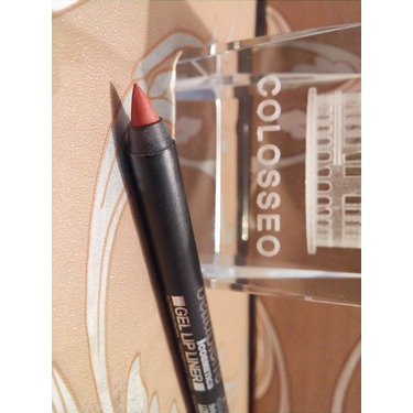 BelláPierre Cosmetics Nude Gel Lip Liner Pencil