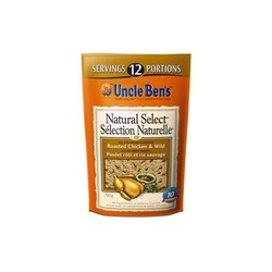 Uncle Ben's Natural Roasted Chicken & Wild Rice
