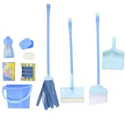 Just like home deluxe cleaning set