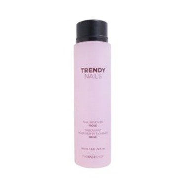 THe Face Shop trendy nails nail remover