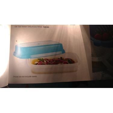 Tupperware season-serve container