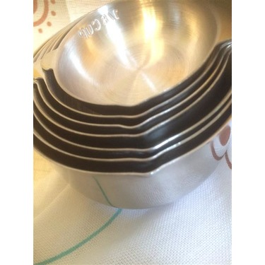 Elite Choice Stainless Steel Measuring Cups