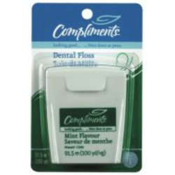 Compliments Mint Floss