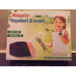 BriteNway Mosquito Repellent BLUE Bracelet