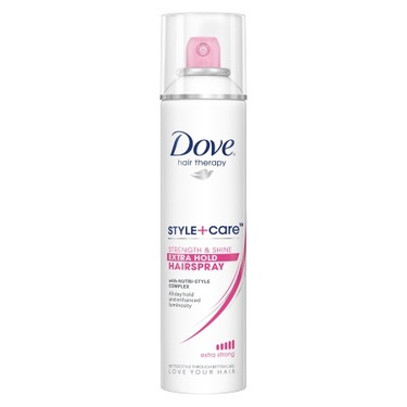 Dove Hair Therapy Style & Care Extra Hold