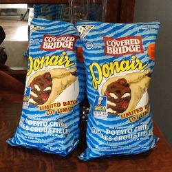 Covered Bridge Limited Edition Donair Chips
