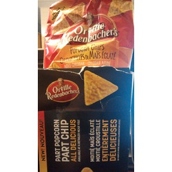 Orville Redenbacher Popcorn Chips - Aged Cheddar
