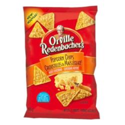 Orville Redenbacher Popcorn Chips - Aged Cheddar