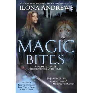 Ilona Andews Magic Bites