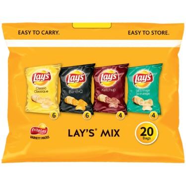 Lays mix variety box