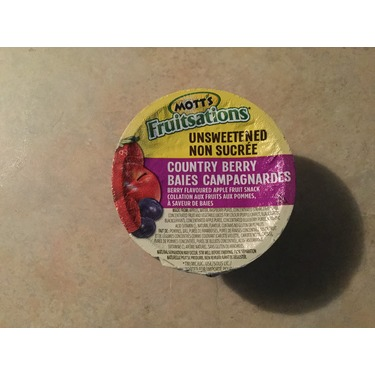 Motts fruitsations country berry
